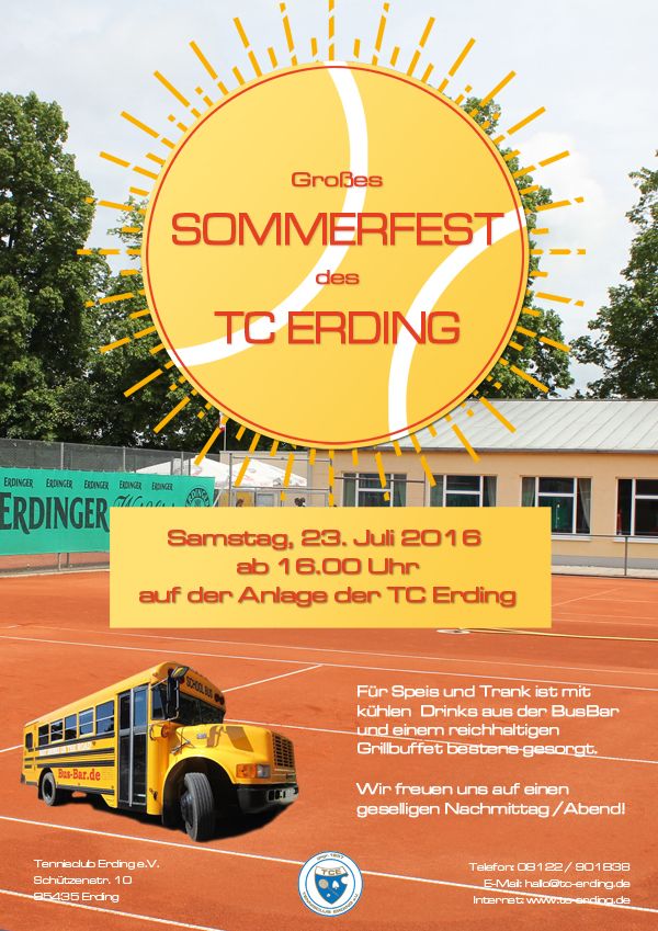 TCE-Sommerfest